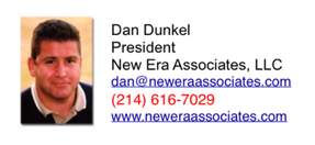 Dan Dunkel - New Era Associates